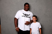Bryant McKinnie 7/13/2013 Photo Op