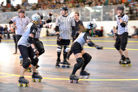 Female Trouble VS Mother State Roller Derby